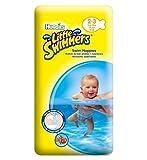 Huggies Kleinen Schwimmer Größe 2-3 (3Kg-8Kg) - 12 Hosen