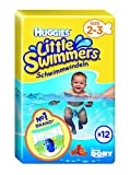 Huggies Little Swimmers Swimwindeln Gr.2/3, 12 per pack