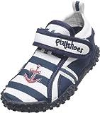 Playshoes Jungen UV-Badeschuhe Aqua Schuhe, Blau (original 900), 18/19 EU
