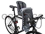 Fahrrad-Kindersitz vorne montiert für Babyschale, ab 3 Jahre