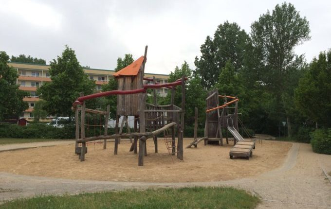 Der Balance-Spielplatz