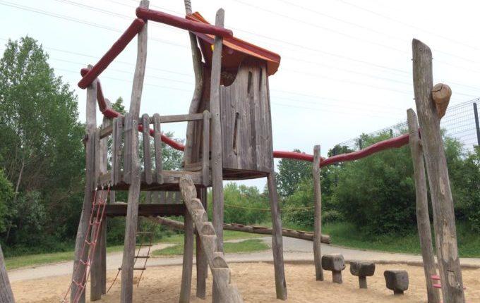Balance-Spielplatz