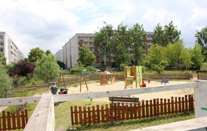 Die Helle Oase - Spielplatz