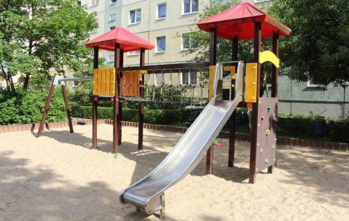 Spielplatz in der Forster Straße