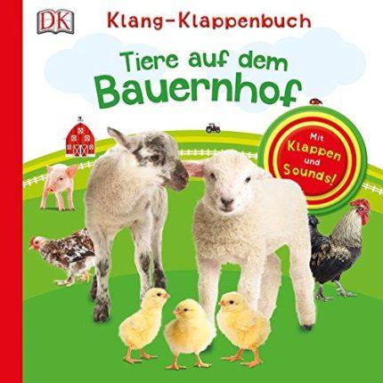 Tiere auf dem Bauernhof - Klang-Klappenbuch