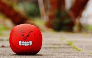 Wenn die Wut kommt