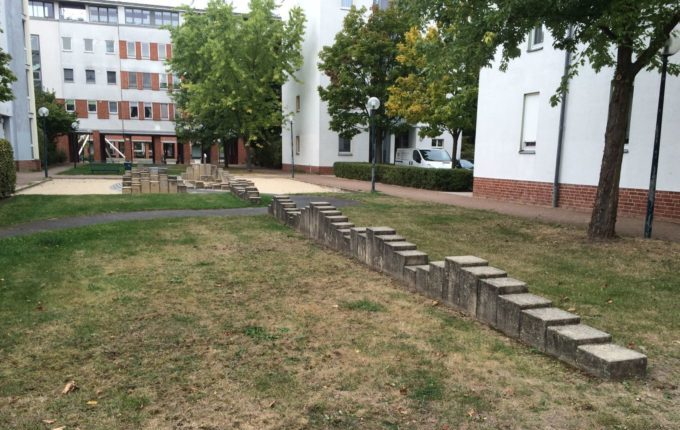 Spielplatz in der Annaburger Straße
