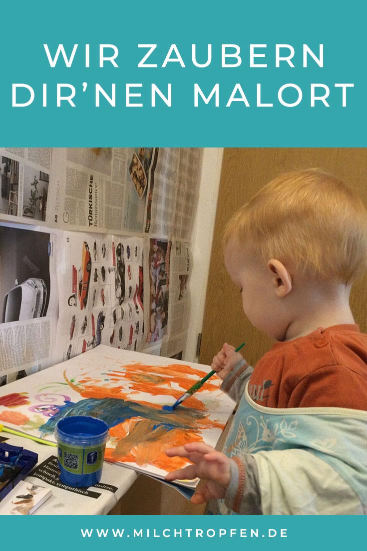 Wir zaubern dir'nen Malort | Mehr Infos auf www.milchtropfen.de