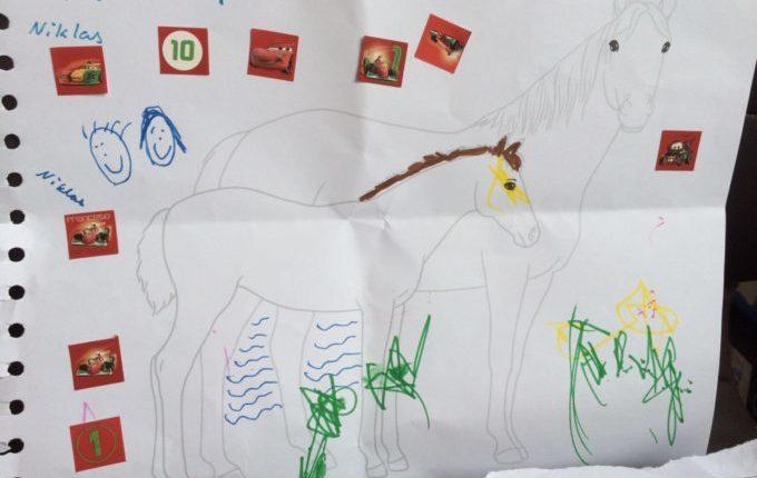 Wochenende im Bundesleistungszentrum Kienbaum - Kinderbild