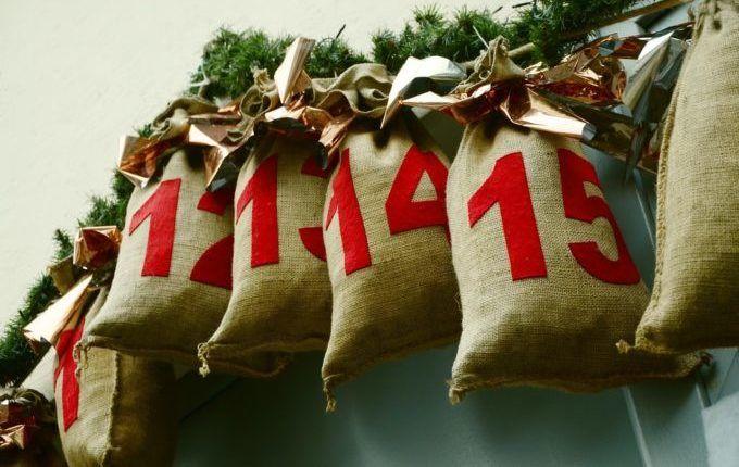 Kein Geld für Weihnachtsgeschenke - Adventskalender