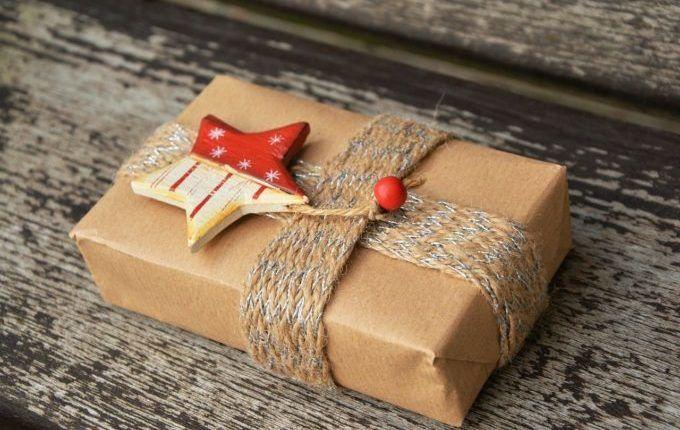Kein Geld für Weihnachtsgeschenke - ein Geschenk