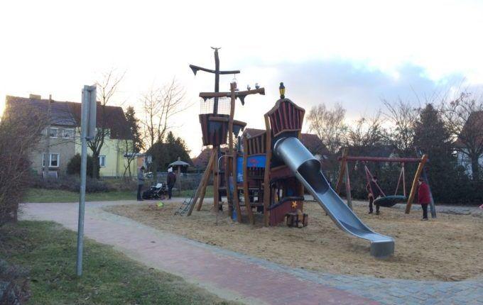 Spielplatz in der Albrecht-Dürer-Straße