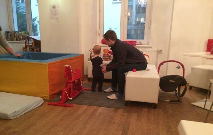 Kindercafé Driss im Wunderland - - Spielecke