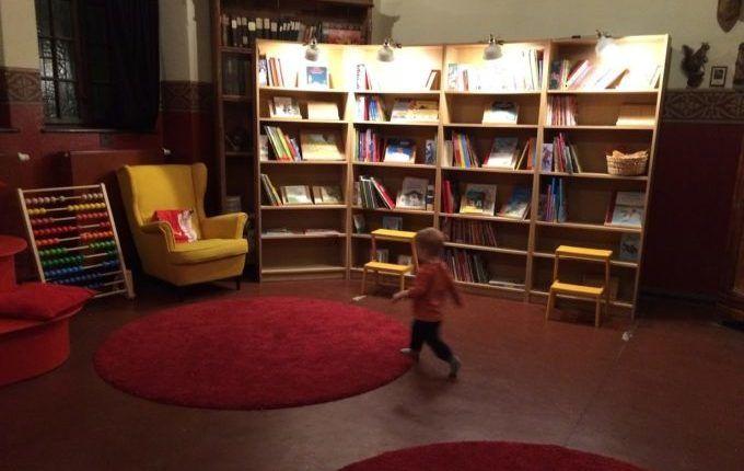MACHmit! Museum für Kinder - Kinderbibliothek
