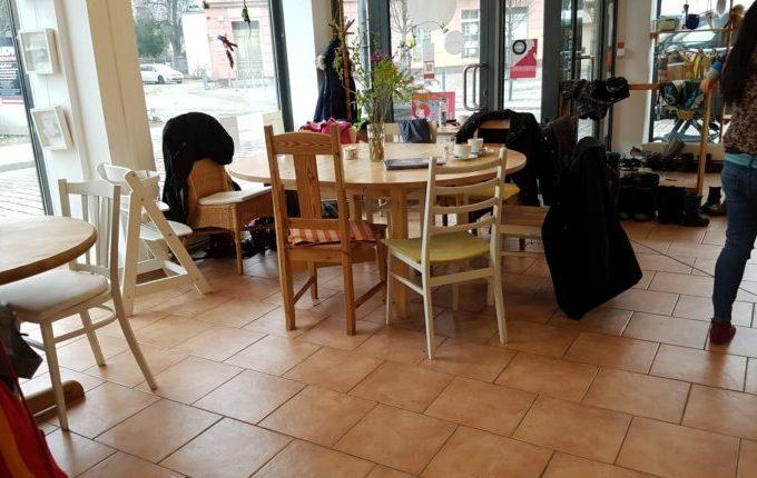 Kindercafé Sonnenkind - Esstische