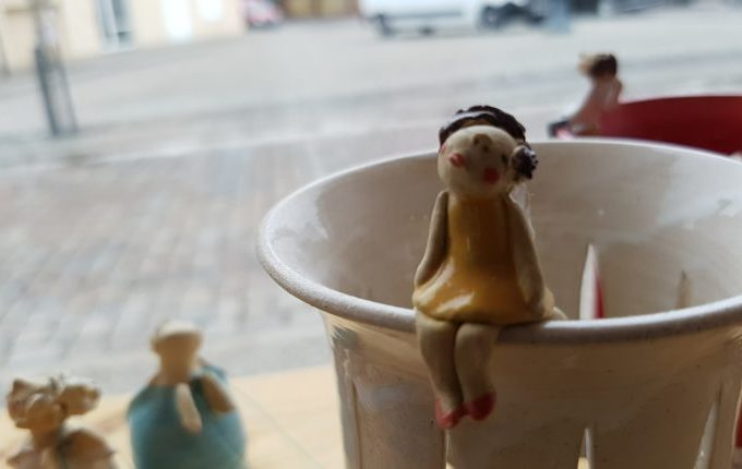 Kindercafé Sonnenkind - Porzellangeschirr