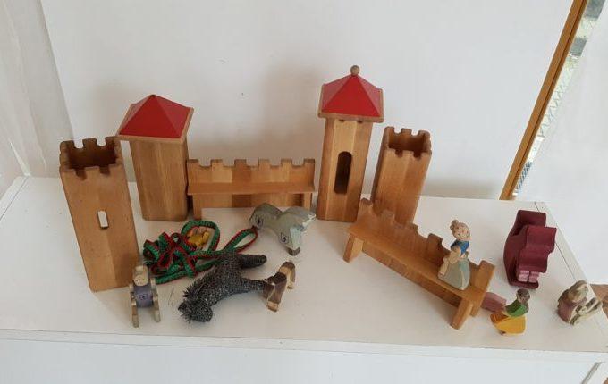 Kindercafé Sonnenkind - Spielzeug