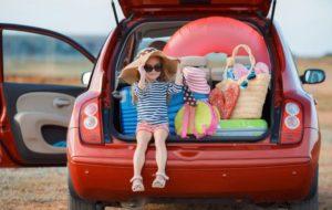 6 Tipps für eine lange, aber entspannte Autofahrt mit Kleinkind