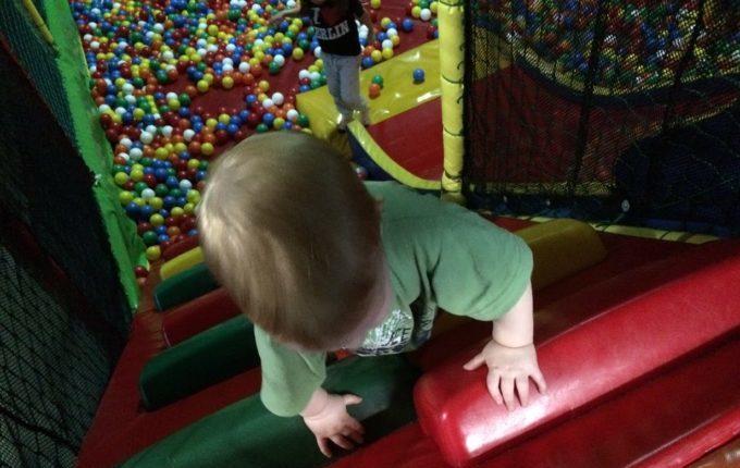 Bim & Boom Kinderspielland - Bällebad bzw. Bällepfütze
