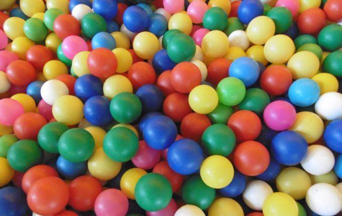 Bim & Boom Kinderspielland - Bällebad