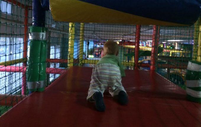 Bim & Boom Kinderspielland - provisorisch repariert