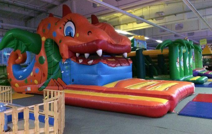 Bim & Boom Kinderspielland - Snappy