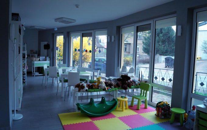 Kindercafé in Kaulsdorf - MITTENDRIN leben e.V. - schön aufgeräumt
