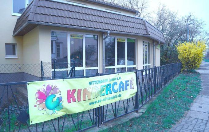 Kindercafé in Kaulsdorf - MITTENDRIN leben e.V. - von außen