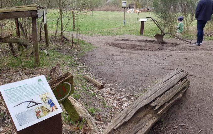 Museumsdorf Düppel - mittelalterliche Landwirtschaft