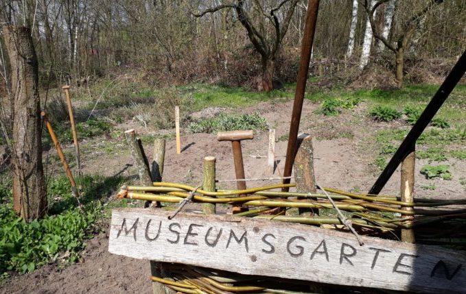 Museumsdorf Düppel - Museumsgarten
