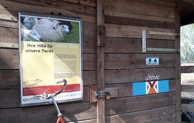 Museumsdorf Düppel - Spendenaufruf