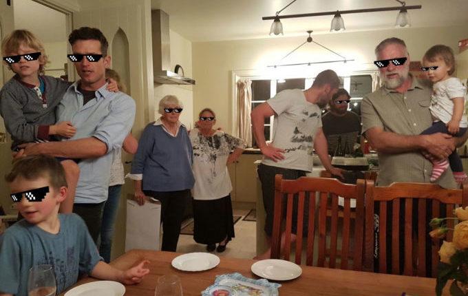 Wenn Erziehungsstile kollidieren - Großfamilie