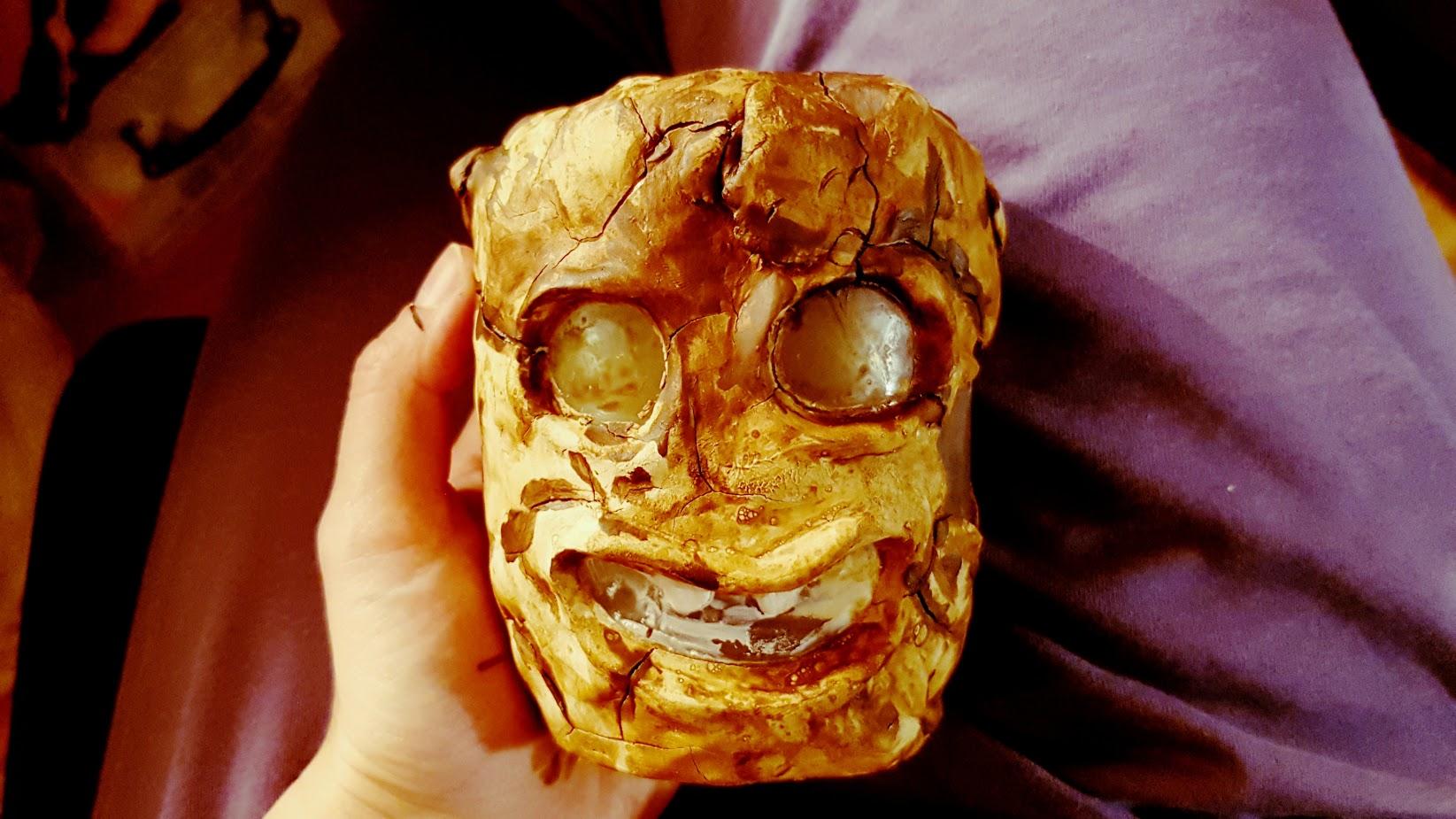 Frankensteins Monster - Ton auf Glas
