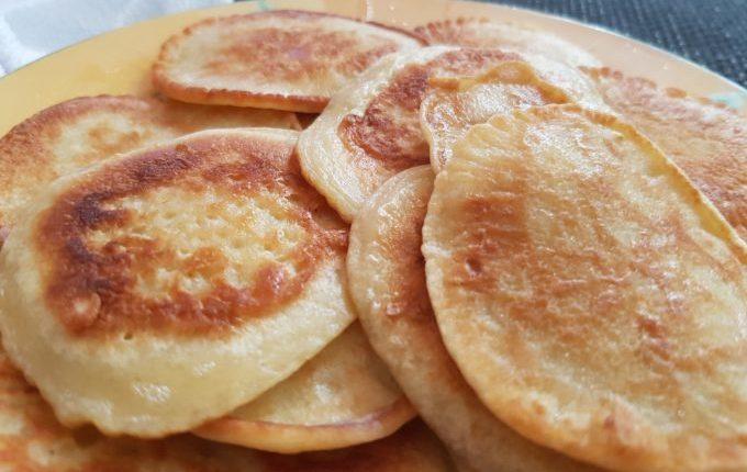 Pfannkuchen bzw. Eierkuchen