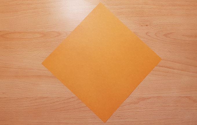 Quadratisches Origamipapier