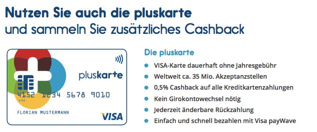 Vorteile der pluskarte | Mehr Infos auf www.milchtropfen.de