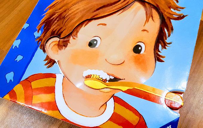 Kinderbuch Mein erstes Zahnputzbuch