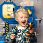 Baustellen-Party zum Kindergeburtstag