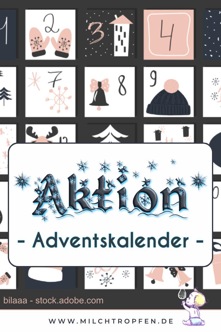 Aktion - Adventskalender | Mehr Infos auf www.milchtropfen.de