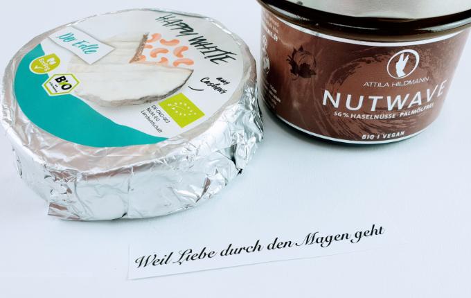 Happy White und Nutwave - Weil Liebe durch den Magen geht