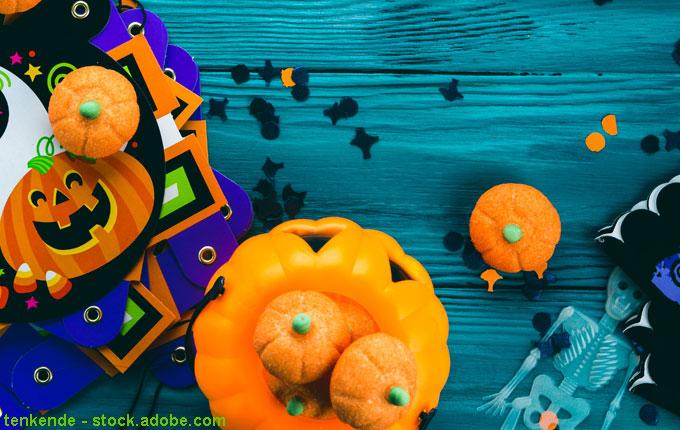 Halloween Deko