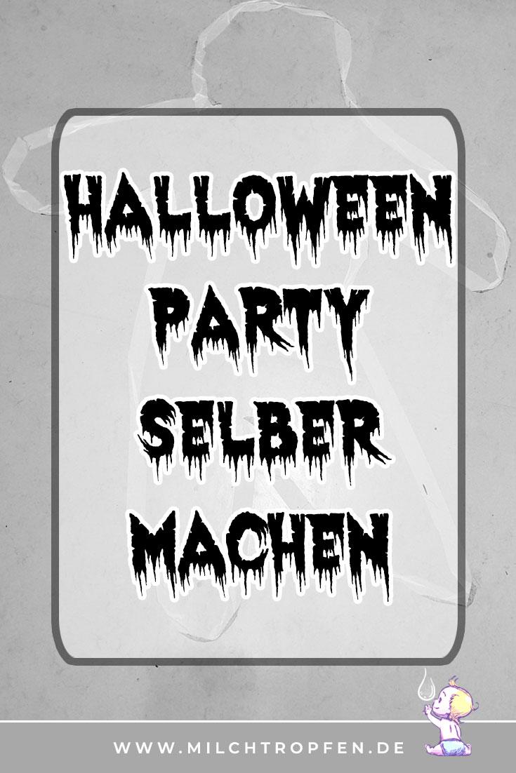 Halloween Party selber machen - Pitopia Leiche in der Küche | Mehr Infos auf www.milchtropfen.de