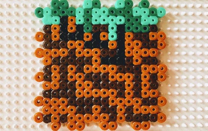 Seite 3 von Minecraft Spardose aus Bügelperlen