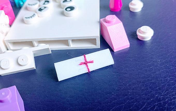 Miniatur Brief